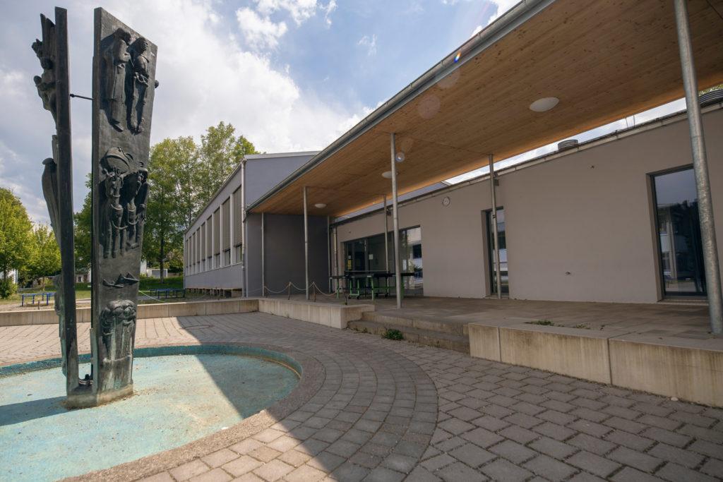Gymnasium-Turnhalle