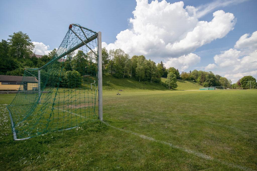 TSV Fußballplatz